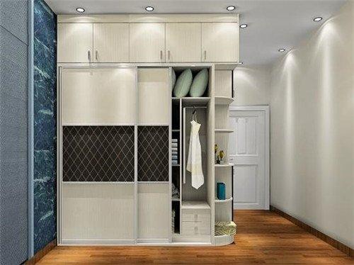 提高家居品味少不了实木衣柜