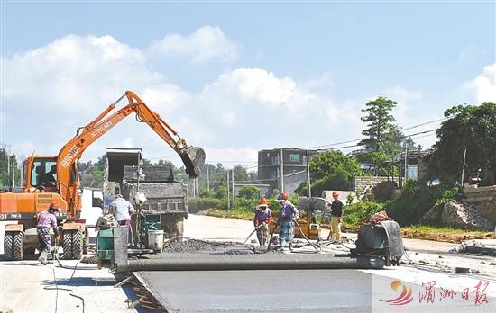 莆田平海湾疏港公路预计8月1日全线试通车