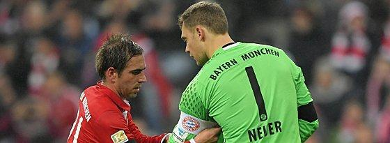 拉姆退役诺伊尔接班成拜仁新任队长 穆勒或升职队副