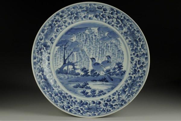 台北故宫损坏向日本借展的瓷盘 为江户时代老古董