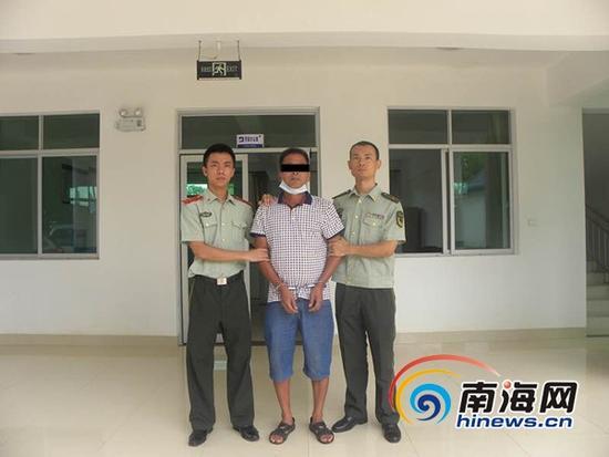 男子利用假领货凭证冒领60吨花生米 潜逃20年后被抓