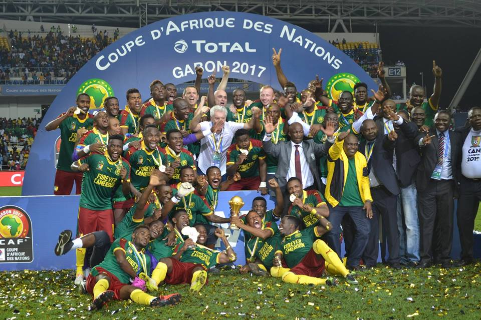 非洲足联宣布2019年起非洲杯改至夏天 参赛球队增加到24支