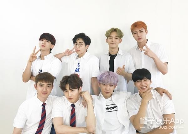 EXO吴世勋上节目被爆鼻子大 还和成员互相咬屁股