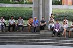 """重庆江北:利用桥下空间 打造""""桥下花园"""""""