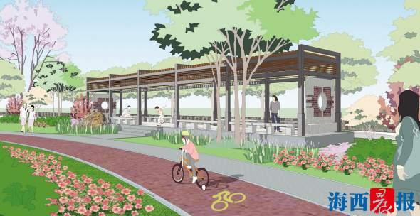 厦门同安将建大湿地公园 景观提升8月底全面完工