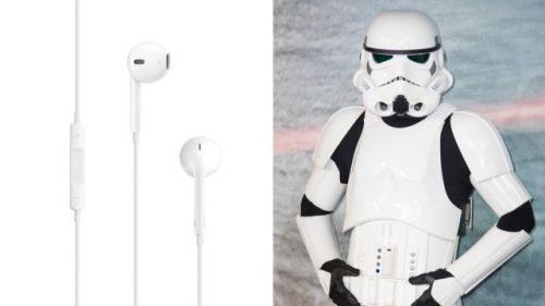 苹果首席设计师:白色耳机设计灵感源自星球大战