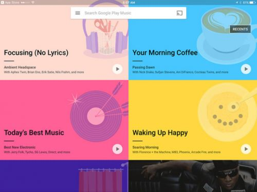 谷歌证实Play Music和YouTube Red将被整合