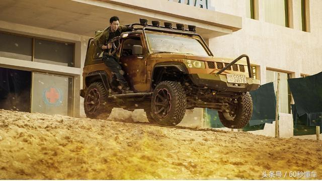 《战狼2》指定要用这台国产车,耗时5个半月,不惜成本也要运到非洲拍摄