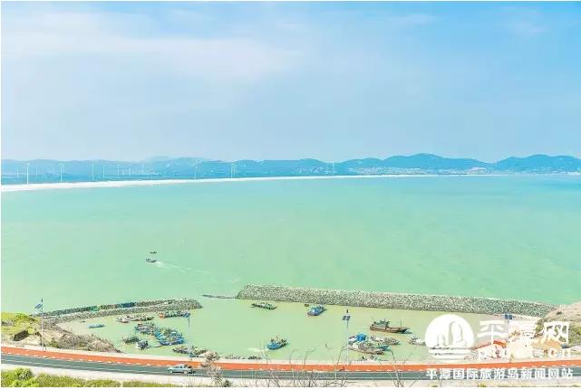 8月10日 平潭磹水村水上旅游项目试运营