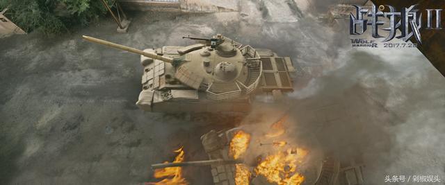 《战狼2》张翰获赞,主演的《传奇大亨》解禁,郑爽躺着上了头条