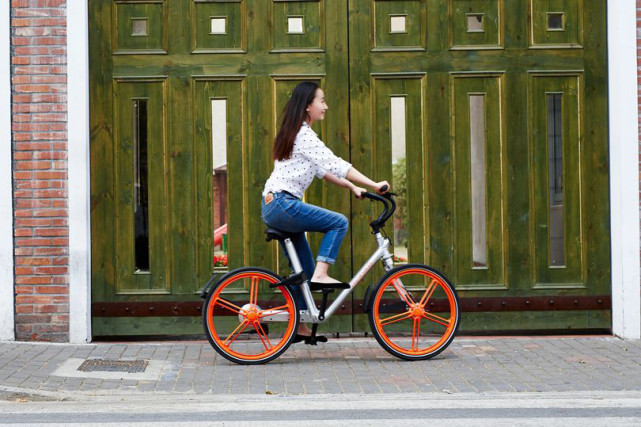 摩拜单车宣布进入英国伦敦 每半小时0.5英镑