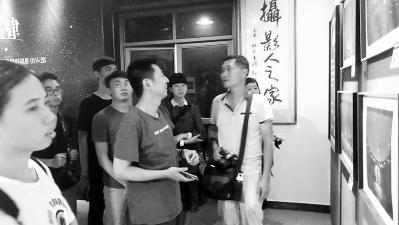 闽台青年学生天文营活动举行