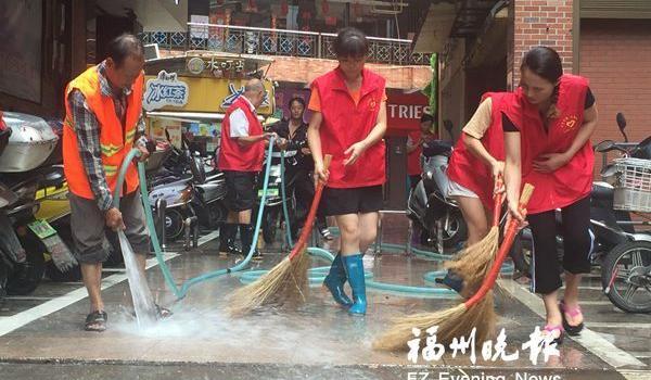 福清玉屏街道APP平台发出倡议 各界志愿者齐行动