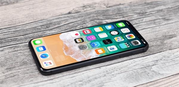 震惊!苹果自曝iPhone 8分辨率 全面屏外形确定