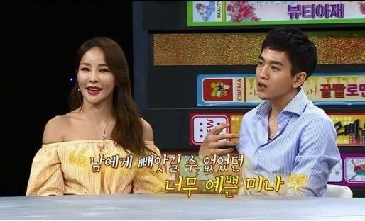 44岁韩国女星恋28岁鲜肉 想生孩子却遭男方拒绝