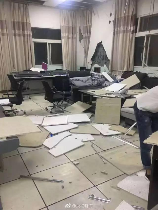福建在九寨沟70团722人全部安全!直击灾区震后第一个清晨……