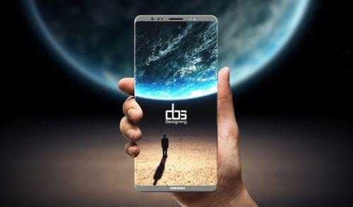 三星Note 8将配一款透明手机壳?或许只有一部分