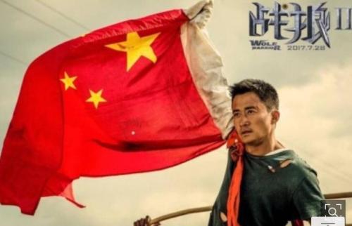 韩国网友批《战狼2》幼稚三流 中国网友奋起反
