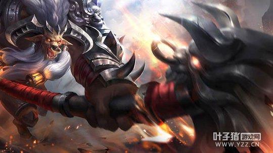 王者荣耀脆皮就远离牛魔,张良一技能不能碰!切割地形英雄介绍