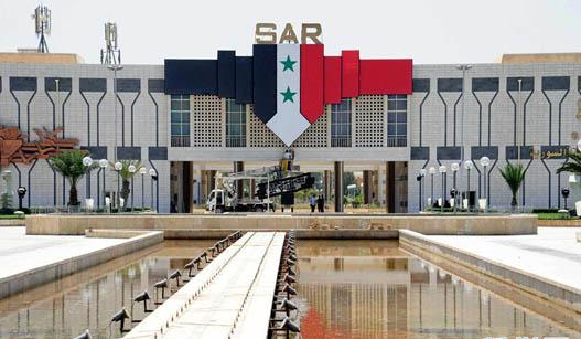 叙利亚将恢复举办大马士革国际博览会