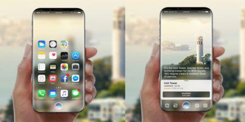 苹果供应商:在为iPhone 8的3D激光传感组件做准备