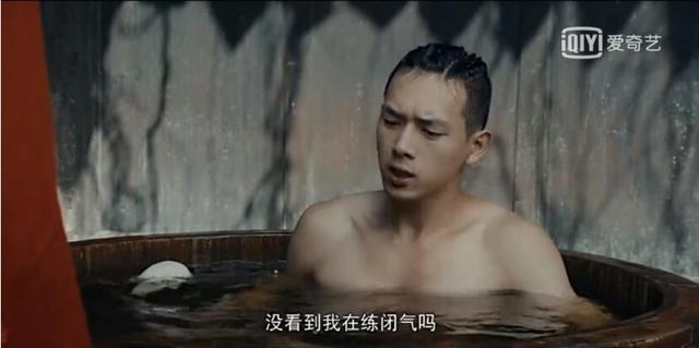 《河神》让李现彻底火了,演完戏直接考取了潜水证!