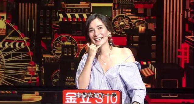 临时救场卢靖姗表示吴京战狼邀请过她,六瓶番茄酱换来一个女主角