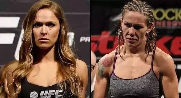 """谁是世界上最能打的女人?UFC """"机械婆""""这肌肉线条令男"""