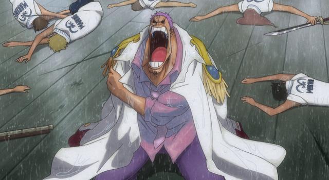 海贼王最神秘三颗恶魔果实 白胡子二世的果实能力至今未知图片