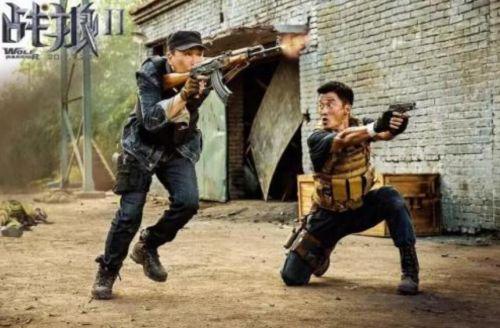 战狼2的成功让好莱坞刮目相看 金星力挺吴京!