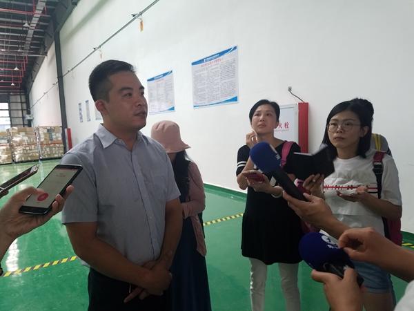 平潭两岸快件中心启用3个月跨境电商产值达1亿