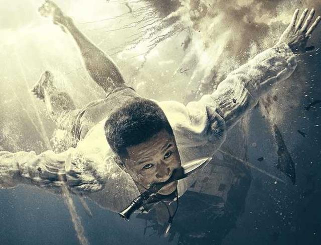 《战狼2》入全球票房100榜,观影人次全球第二!