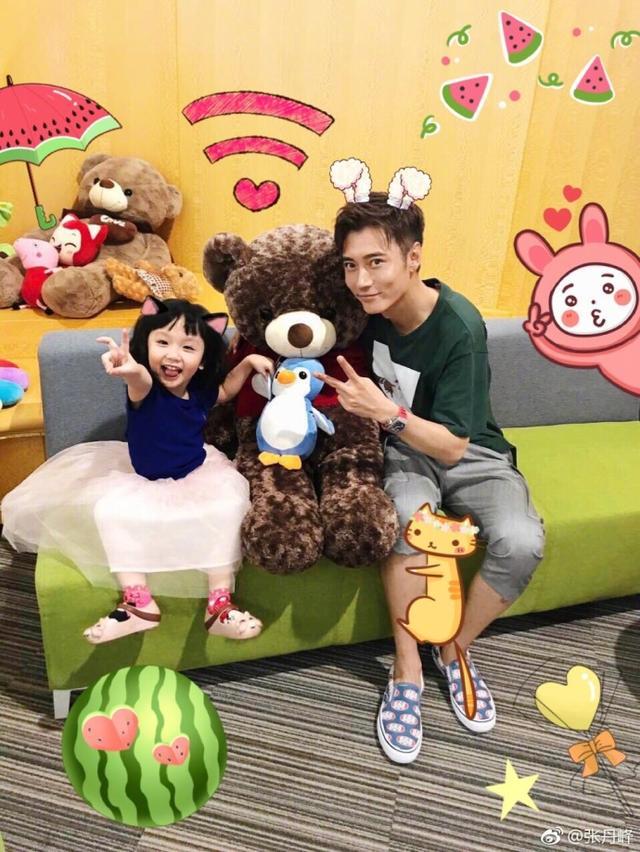 张丹峰确定加盟爸爸去哪儿5?张丹峰带3岁女儿参加节目?