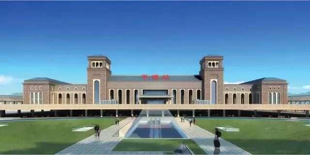 平潭高铁站综合交通枢纽及其站前综合体工程设计方案出炉