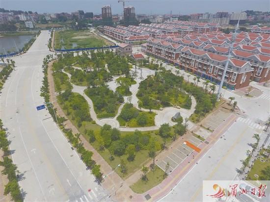 莆田北岸开发区全力推进城乡建设专项行动