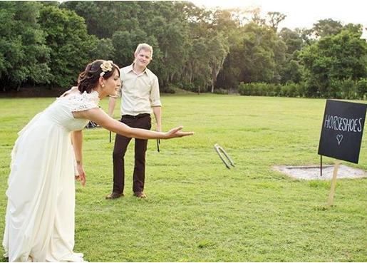 十个婚礼助兴小游戏让婚礼现场更加快乐