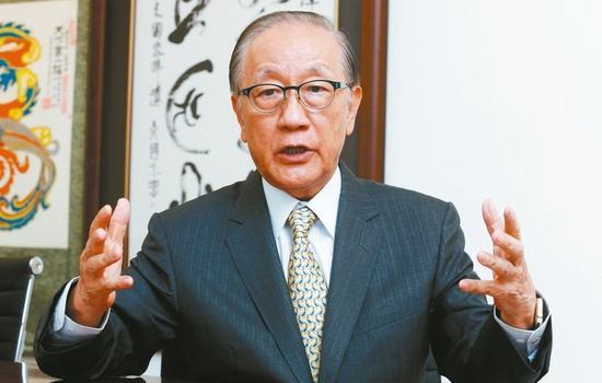 """新党24周年党庆 郁慕明喊统派加油、打倒""""台独"""""""