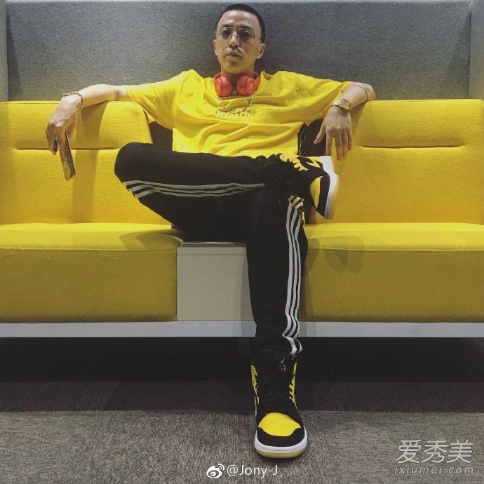 中国有嘻哈jony J是富二代吗 中国有嘻哈jony J个人资料介绍