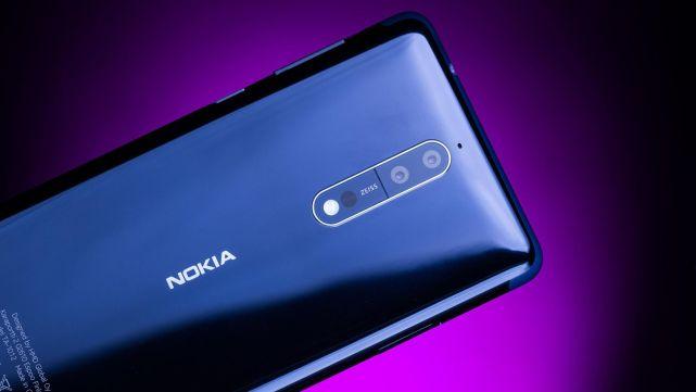 诺基亚8将于9月1日在德国首发 64GB版约售4290元