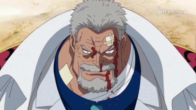 海贼王 漫画艾斯之死达旦竟是哭得最伤心的,还最担心路飞