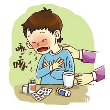 孩子秋季咳嗽切勿乱用药:注意补水 多喝白开水
