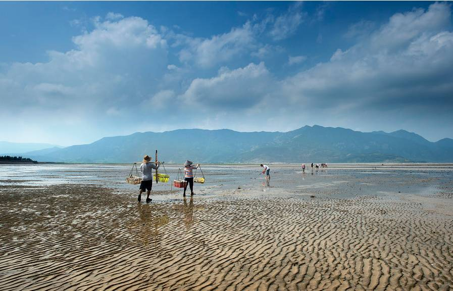 连江这23个乡镇太美了 福州七县(市)10大人气乡镇评选热度升级(2)