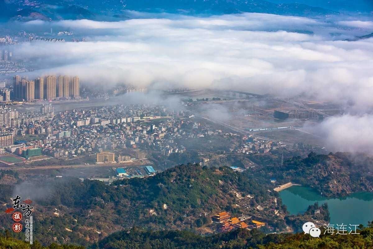 连江这23个乡镇太美了 福州七县(市)10大人气乡镇评选热度升级