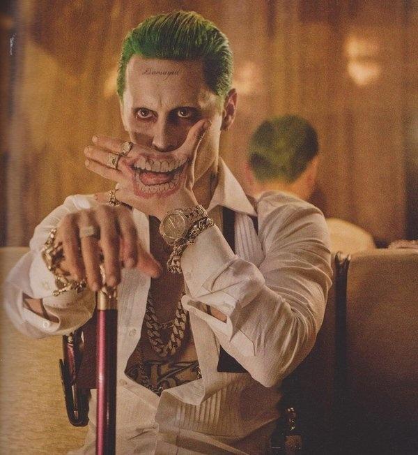 """DC到底给""""小丑""""设了什么局?莱托少爷也很困惑"""