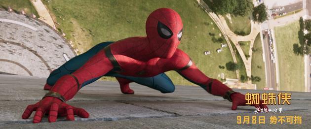 《蜘蛛侠:英雄归来》国内首支真人漫式预告出炉