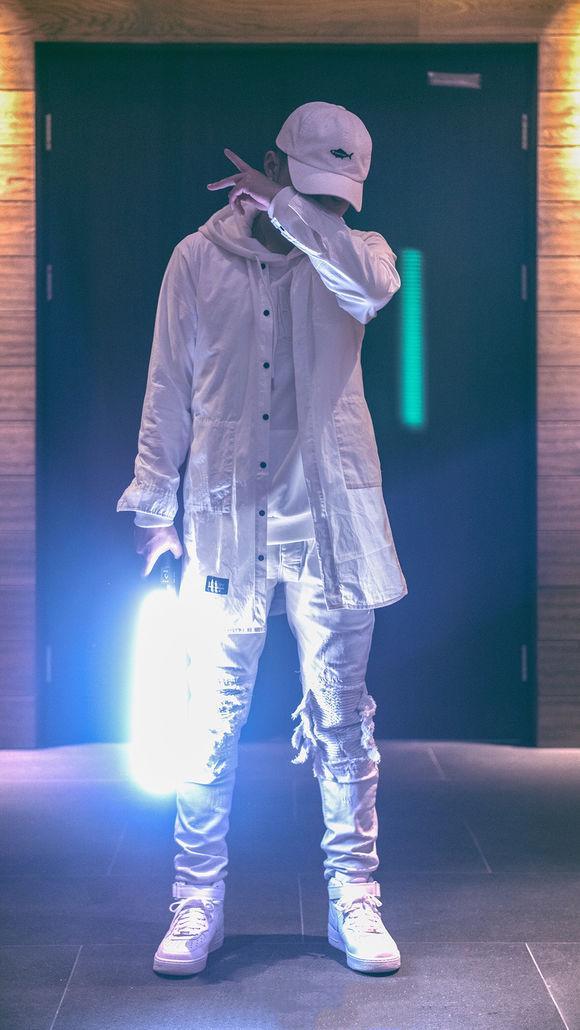 9月9日《中国有嘻哈·总决赛》请来了一位特特特别的嘉宾……