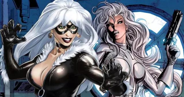 蜘蛛侠衍生电影《银貂与黑猫》中野性战团将登场