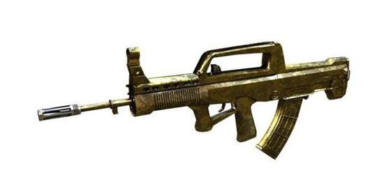 CF枪械重做计划,新生武器QBZ95步枪性能介绍