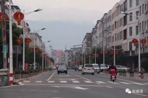 快讯!福州7县(市)10大人气乡镇出炉
