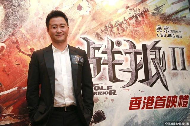 《战狼2》香港票房55万不意外?港漂吴京却这样回答